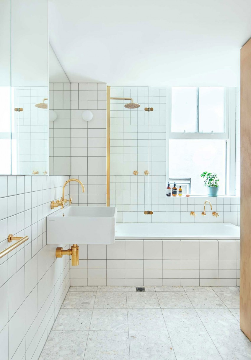 Flinders Lane Apartment by Clare Cousins Architects (14)