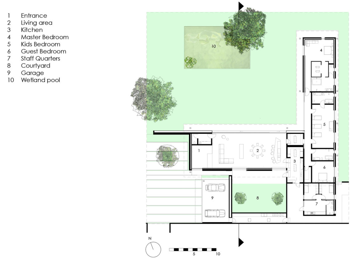 House 02 by Daffonchio & Associates Architects (14)
