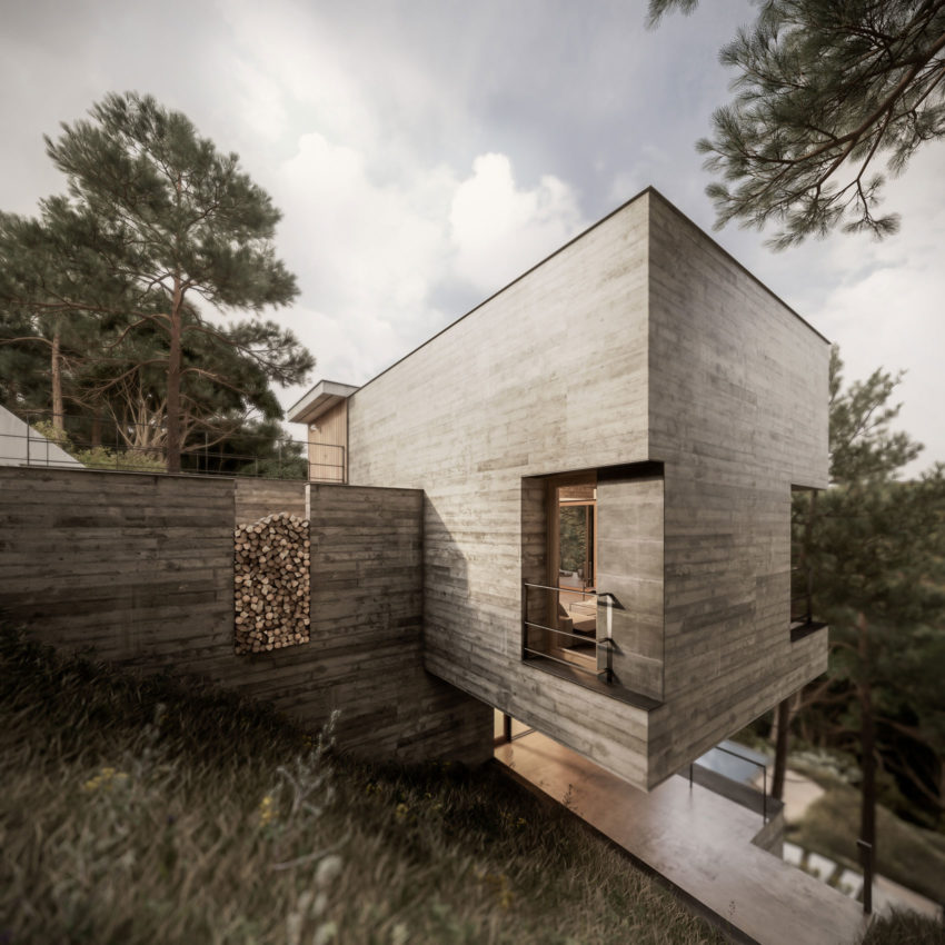 House in Nature by Design Raum (2)