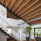 House with a Large Hipped Roof by Naoi Architecture (10)