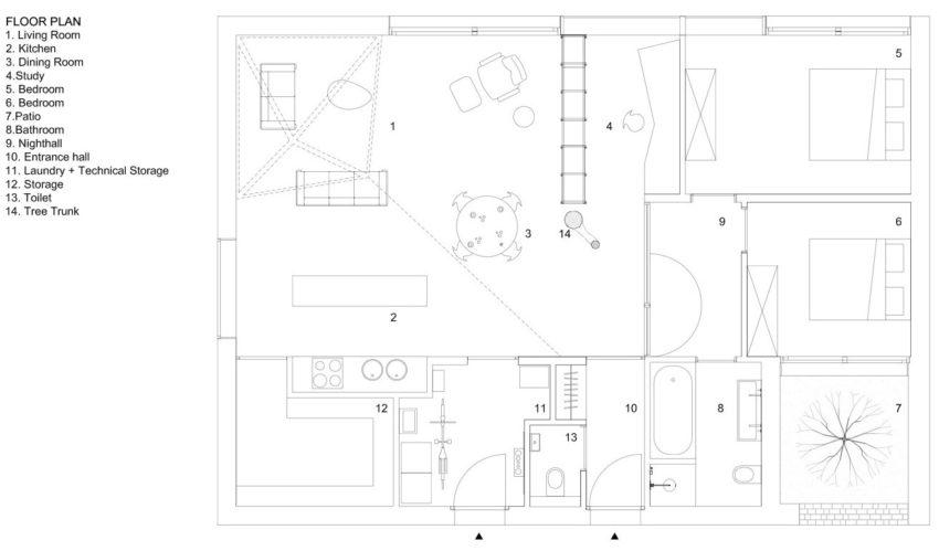 Huis voor Patrick by LOW Architecten (8)
