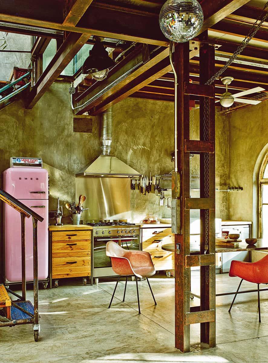 Industrial Vintage in Madrid (3)