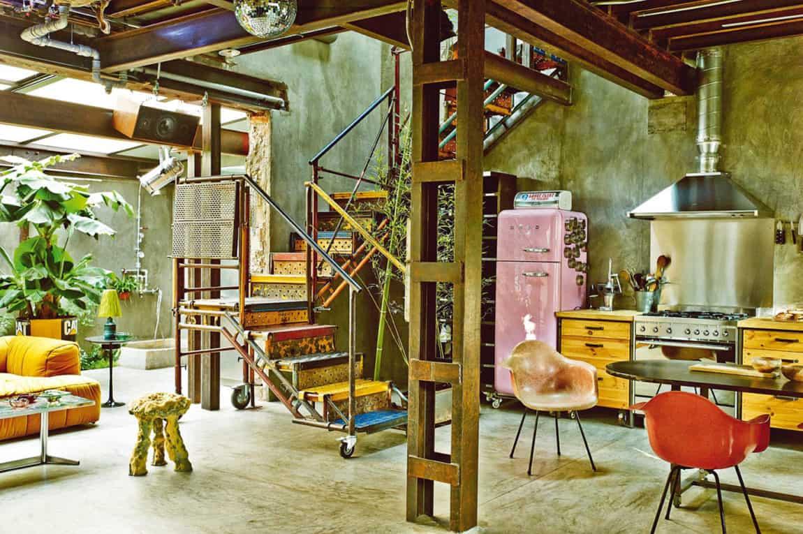 Industrial Vintage in Madrid (5)