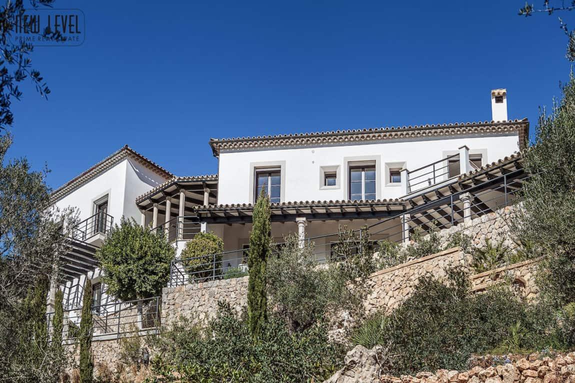 Luxury Villa with great views in Puerto de Andratx (1)