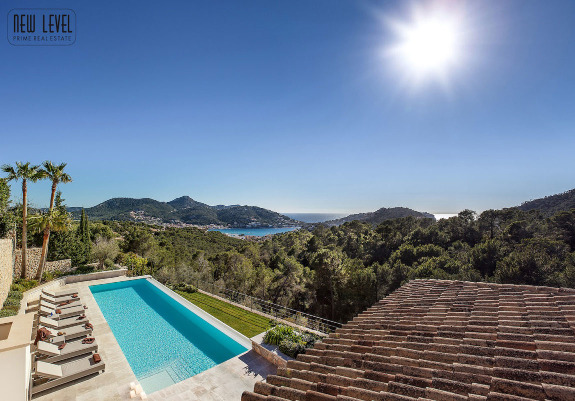 Luxury Villa with great views in Puerto de Andratx (2)
