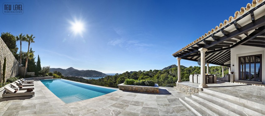 Luxury Villa with great views in Puerto de Andratx (3)