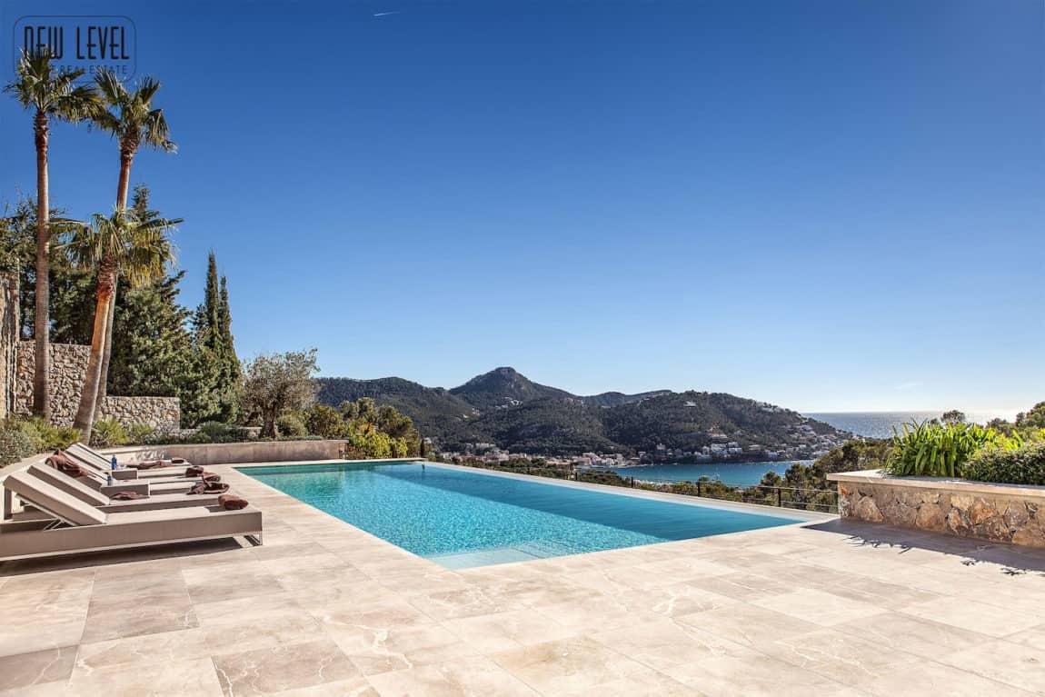 Luxury Villa with great views in Puerto de Andratx (5)