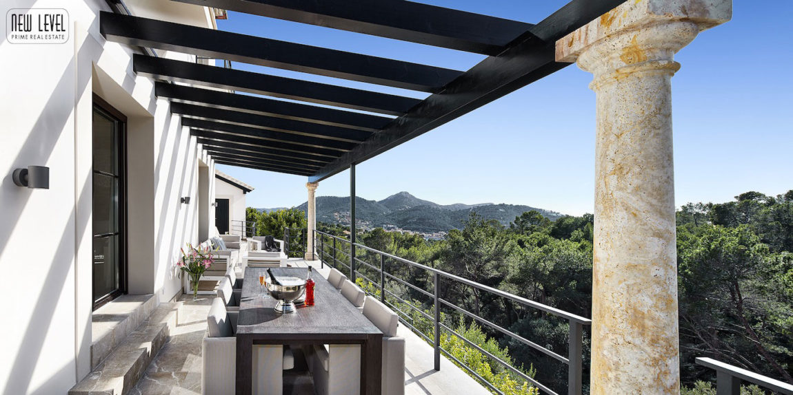 Luxury Villa with great views in Puerto de Andratx (10)