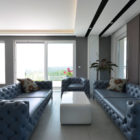 Minimalist Penthouse by Adamdesign Belsőépítész Studio (2)