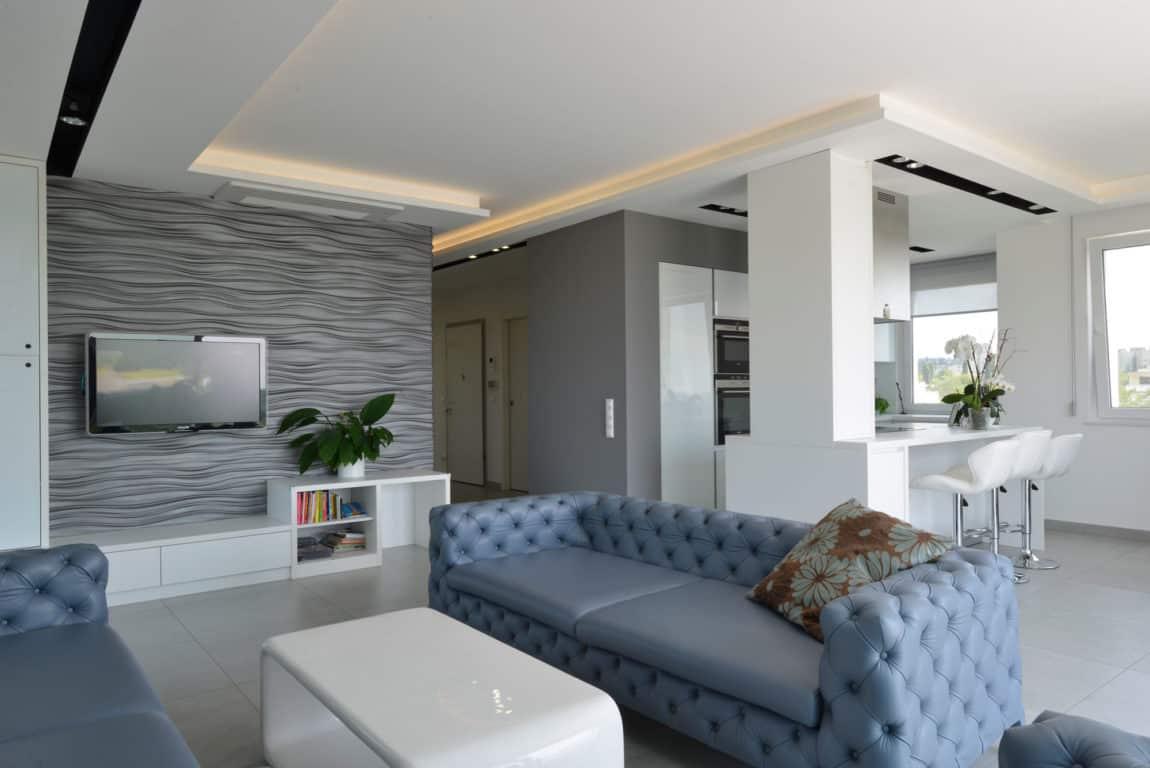 Minimalist Penthouse by Adamdesign Belsőépítész Studio (5)