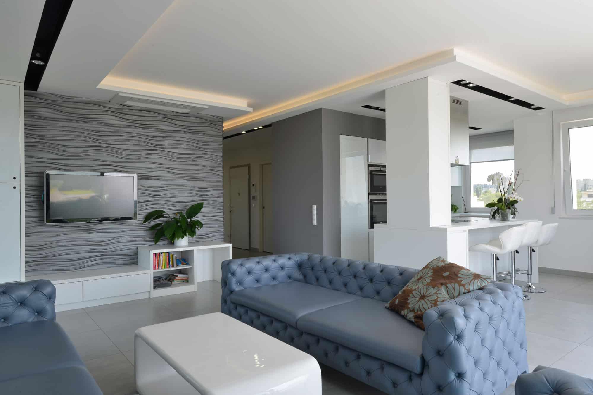Penthouse by Adamdesign Belsőépítész Studio