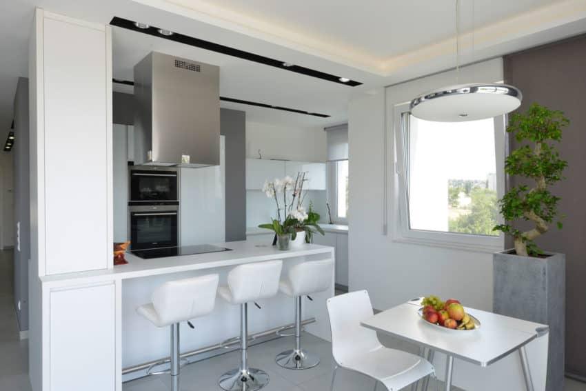 Minimalist Penthouse by Adamdesign Belsőépítész Studio (6)
