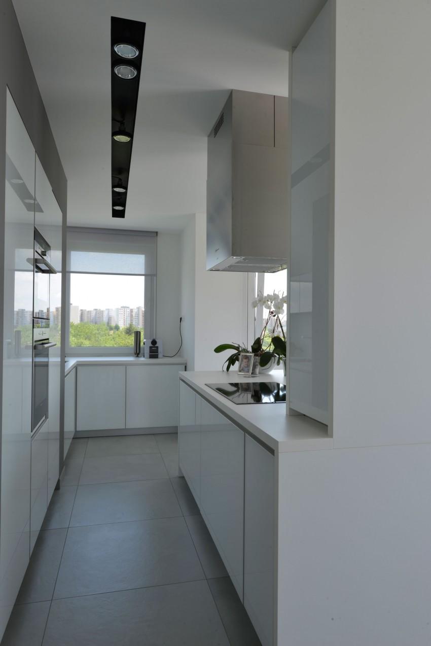 Minimalist Penthouse by Adamdesign Belsőépítész Studio (7)