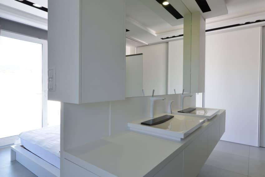 Minimalist Penthouse by Adamdesign Belsőépítész Studio (13)