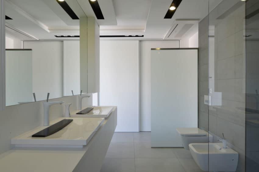 Minimalist Penthouse by Adamdesign Belsőépítész Studio (14)