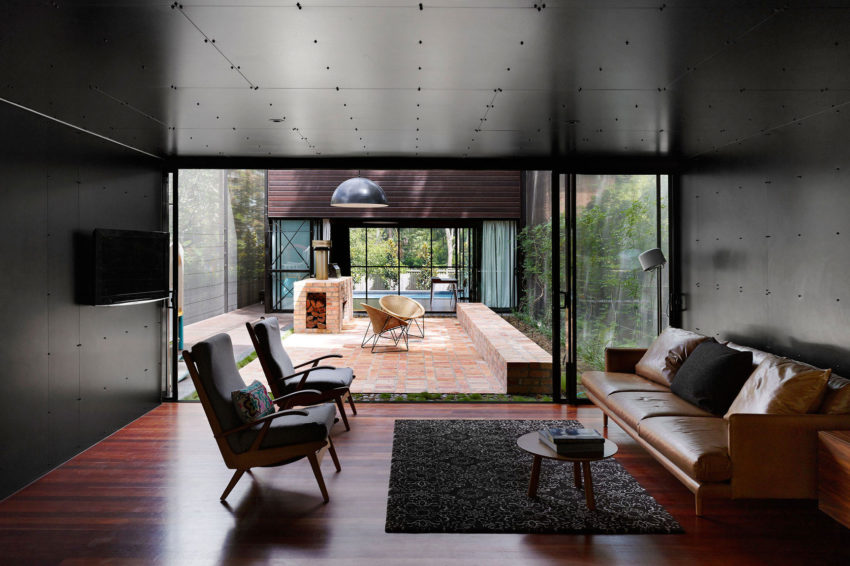 Oxlade Drive House by James Russell Architect (9)