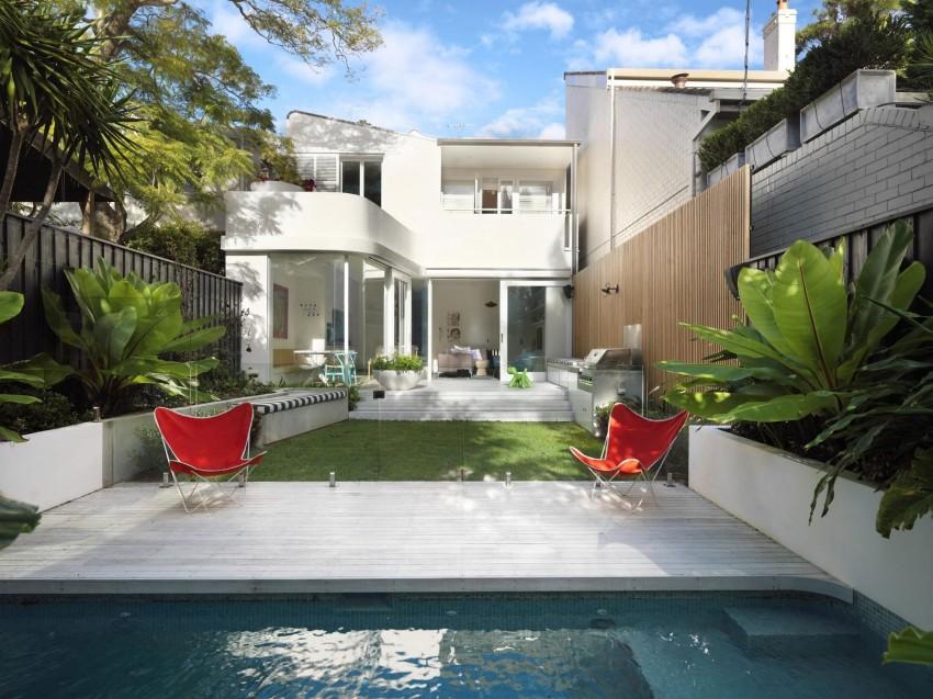 Paddington Terrace House by Luigi Rosselli Architects (2)