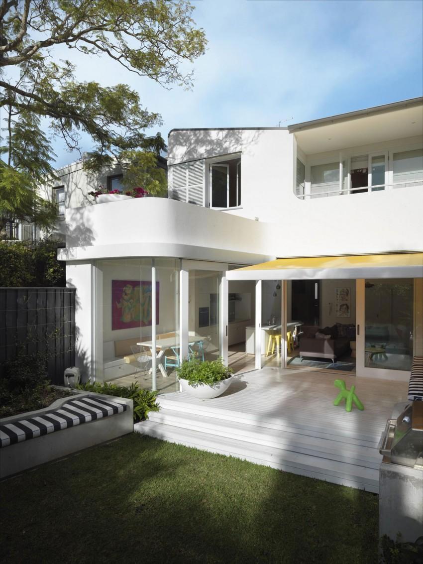 Paddington Terrace House by Luigi Rosselli Architects (3)