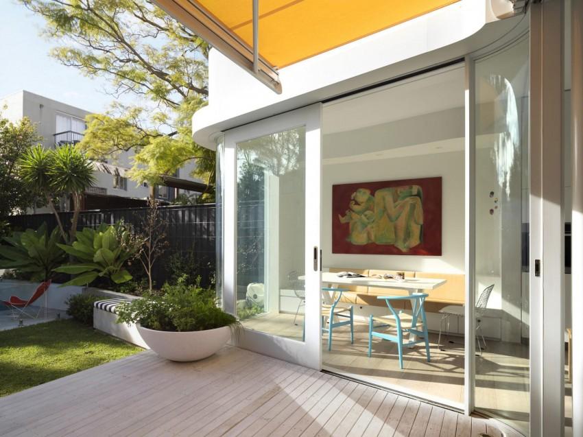 Paddington Terrace House by Luigi Rosselli Architects (5)