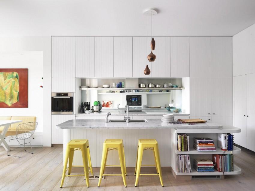 Paddington Terrace House by Luigi Rosselli Architects (9)