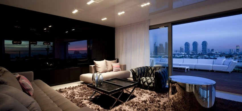Penthouse North Star by Lev-Gargir Architects (2)