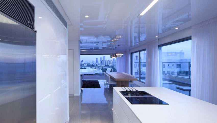 Penthouse North Star by Lev-Gargir Architects (9)