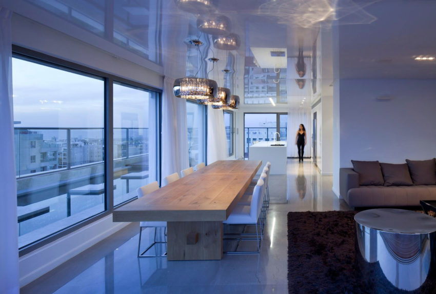 Penthouse North Star by Lev-Gargir Architects (10)