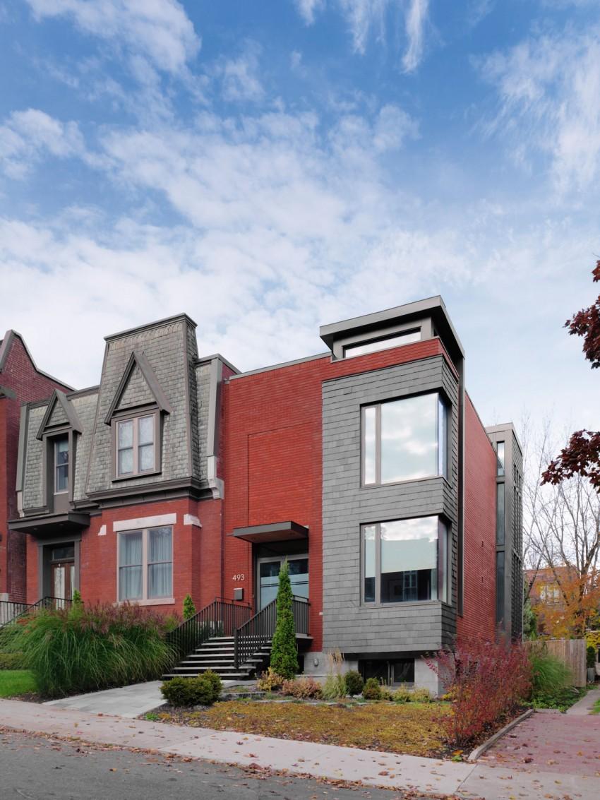 Residence Landsowne by Affleck de la Riva architects (1)