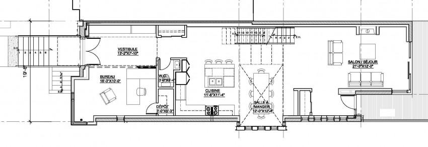 Residence Landsowne by Affleck de la Riva architects (12)