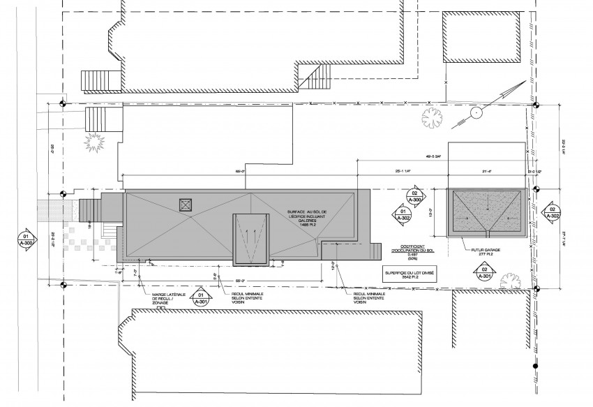 Residence Landsowne by Affleck de la Riva architects (13)