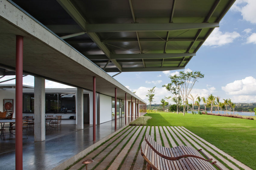 Residencia F.S. by Andrade Morettin Arquitetos Ass. (5)