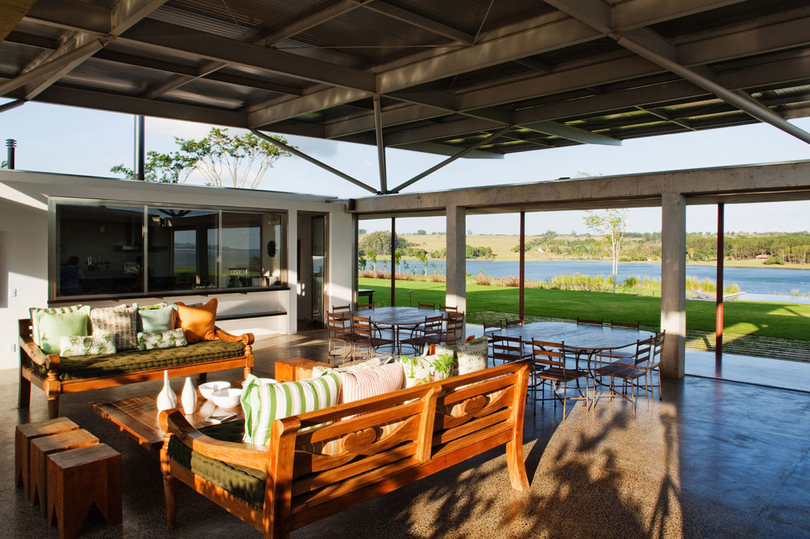 Residencia F.S. by Andrade Morettin Arquitetos Ass. (7)