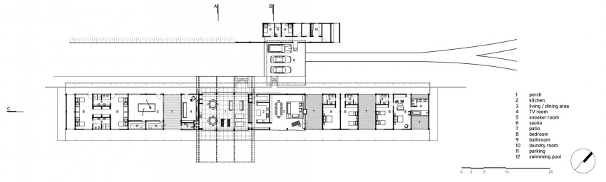 Residencia F.S. by Andrade Morettin Arquitetos Ass. (13)