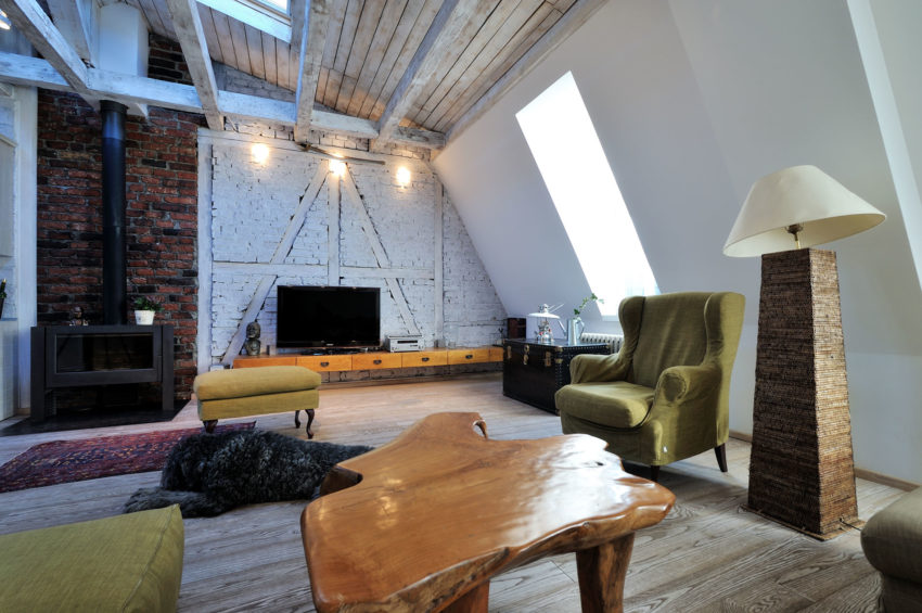 Restored Penthouse in Belgrade by PUJO.RS (7)