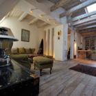 Restored Penthouse in Belgrade by PUJO.RS (11)