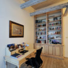 Restored Penthouse in Belgrade by PUJO.RS (15)