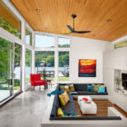 Ski Shores Lakehouse by Stuart Sampley Architect (6)