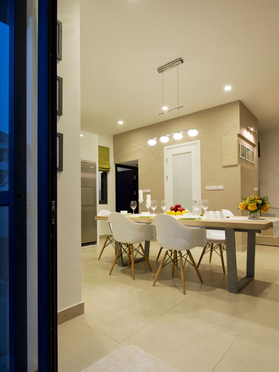 Small Terrace House by Landmak Architecture (18)