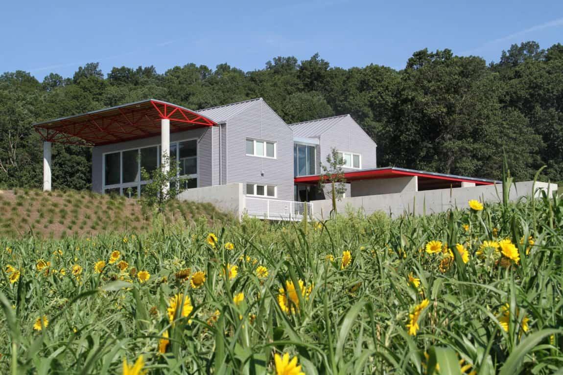 Sundial by Eugene Stoltzfus Architects (1)