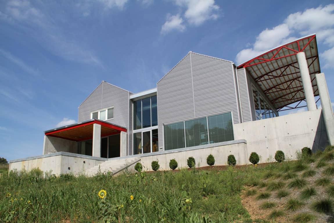 Sundial by Eugene Stoltzfus Architects (2)