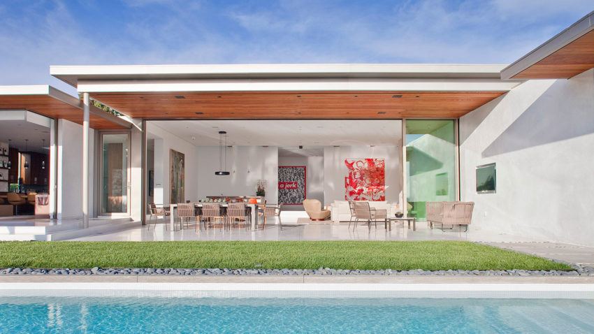 Trousdale Residence by Studio William Hefner (1)