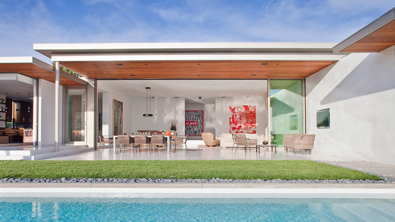 Trousdale Residence by Studio William Hefner