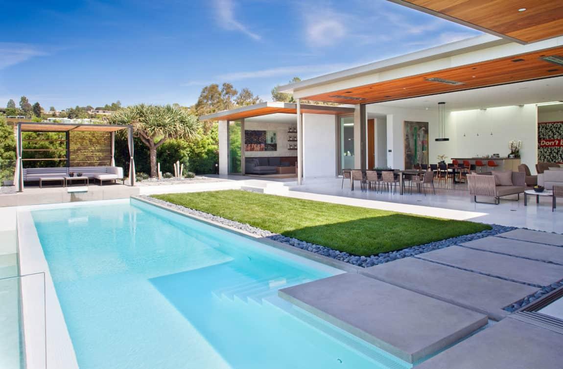 Trousdale Residence by Studio William Hefner (2)