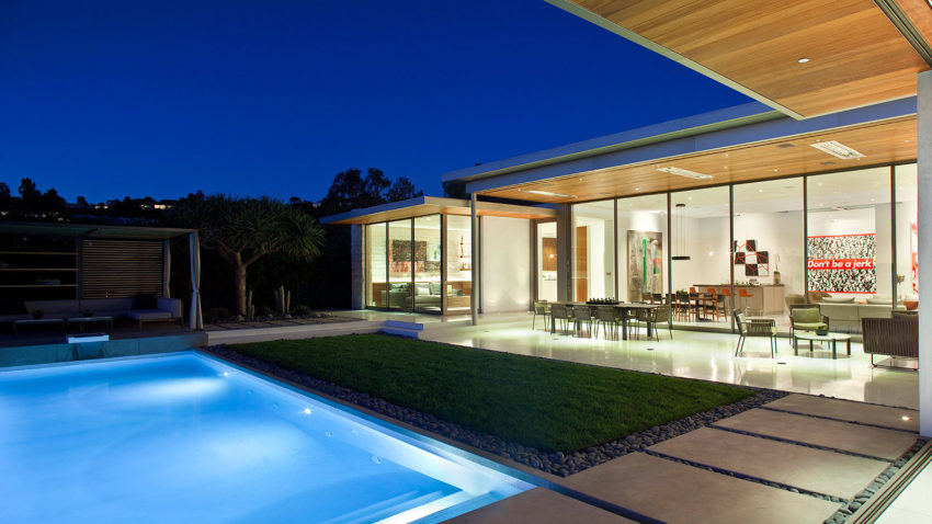 Trousdale Residence by Studio William Hefner (26)