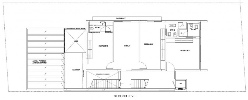 Vertical Progression by Hyla Architects (12)