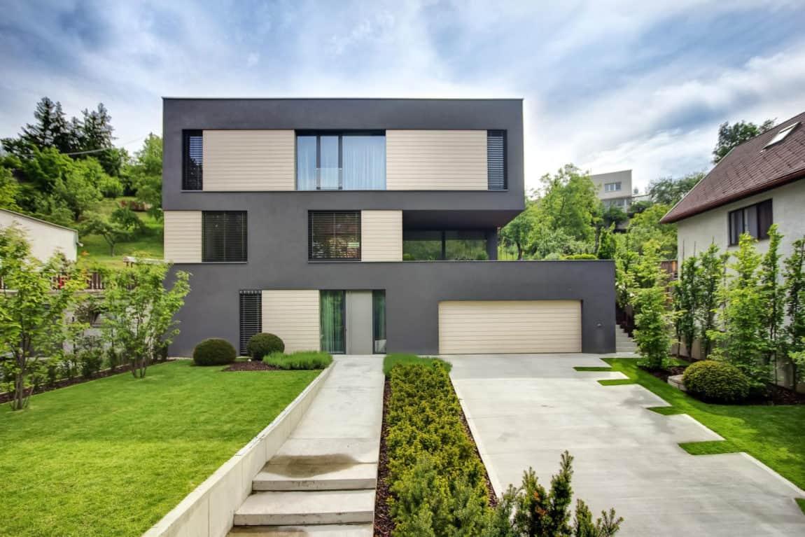 Villa M by Architektonicke Studio Atrium (1)