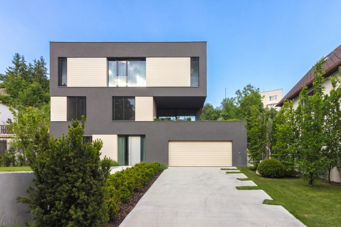 Villa M by Architektonicke Studio Atrium (2)