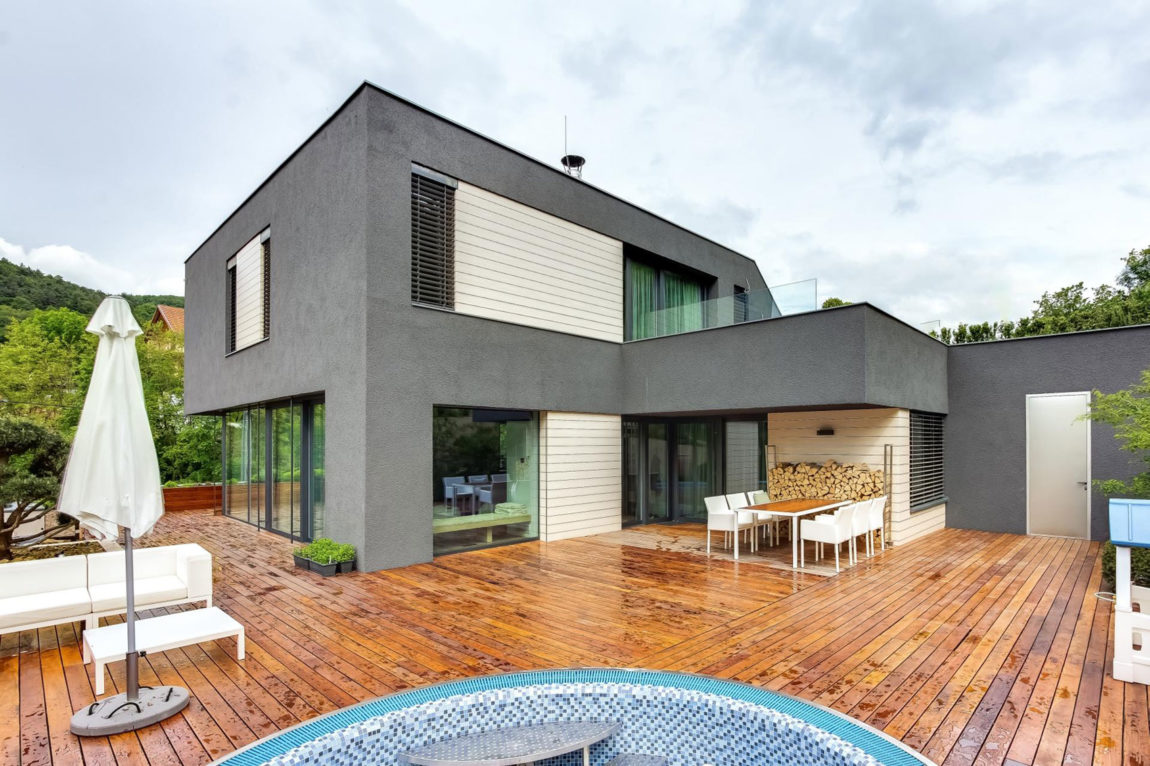 Villa M by Architektonicke Studio Atrium (4)