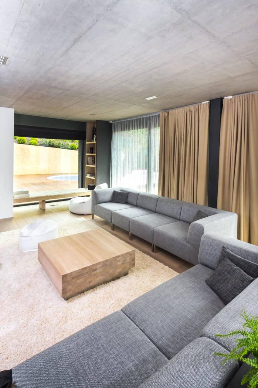 Villa M by Architektonicke Studio Atrium (6)