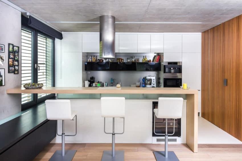 Villa M by Architektonicke Studio Atrium (9)
